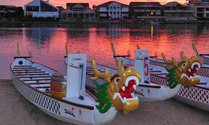 ACDC Dragon Fire: Dragon Boat Racing - Five ($10) or Ten One-Hour Lessons ($19) with ACDC Dragon Fire (Up to $120 Value)
