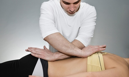 Sports Massage: 30 or 45 Minutes