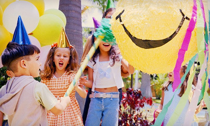 Calgary Party Rentals - Calgary: $199 for a Themed Party with a Bounce House, Pinata, and Tableware for Up to 16 from Calgary Party Rentals ($399 Value)