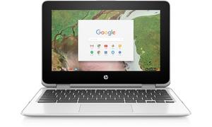 "HP Chromebook x360 11.6"" Convertible Laptop (Refurbished A-Grade)"