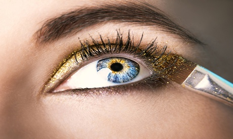 1, 2 o 3 paletas de sombras de ojos con 6 colores