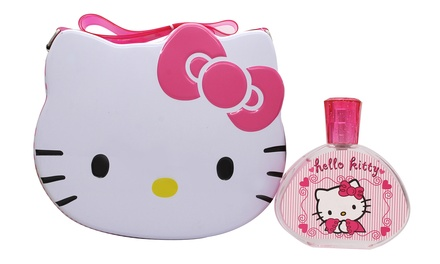 Hello Kitty EDT and Lunchbox