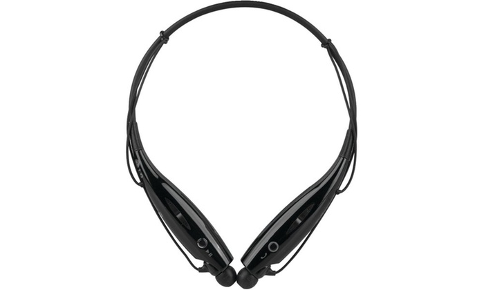 Lg Tone Hbs 730 Wireless Bluetooth Stereo Headset Refurbished Groupon