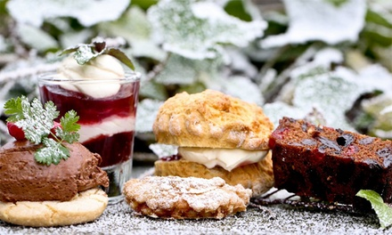 Seasonal Afternoon Tea with Optional Prosecco for Two or Four at Stirk House Hotel (Up to 36% Off)
