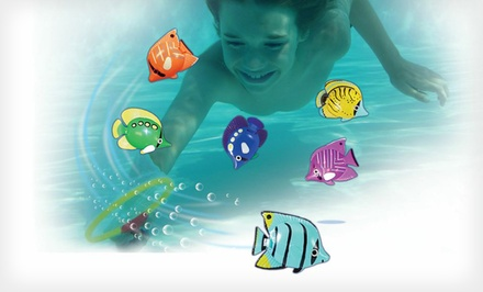 $5.99 for a Dive N Go Pool Toy (Up to $19.99 List Price). 4 Styles Available. Free Returns.