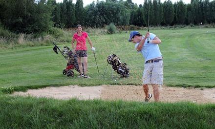 1x, 3x oder 5x Ganztages-Greenfee auf dem Golfplatz Bad Oeyenhausen (bis zu 54% sparen*)