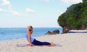 Yogalessons: 6 oder 12 Monate Online-Yoga-Kurse an Traum-Locations aus aller Welt bei Yogalesson (bis zu 65% sparen*)