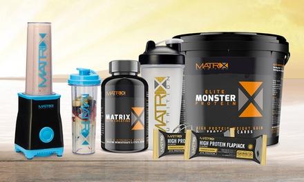 Matrix Monster Protein Set