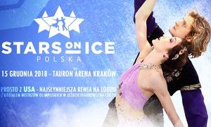 """Stars on Ice: Od 99 zł: bilet na wydarzenie """"Stars on Ice Polska"""" 15.12.2018 w Tauron Arenie (do -30%)"""