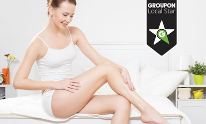 Six Laser Hair Removal Sessions for £119 at Revitalise