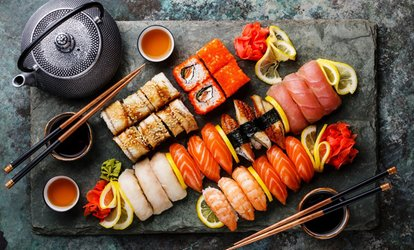 immagine per Menu sushi All you can eat al Ristorante Xinfu in zona Porta Romana (sconto fino a 50%)