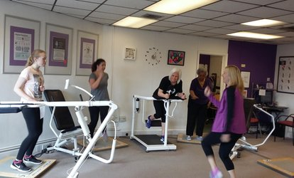 image for Ten Gym Passes at a Female-Only Gym at Curves Wokingham