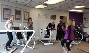 Curves Wokingham: Ten Gym Passes at a Female-Only Gym at Curves Wokingham