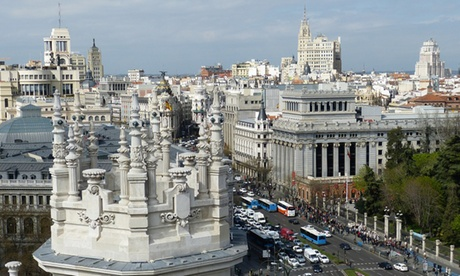 Vacanza  Madrid: volo A/R + fino a 4 notti in solo pernottamento presso Hotel Praga 4* - Prezzo a persona