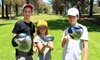 TGA - Multiple Locations: Golf or Tennis Camp for One or Two Children from TGA (50% Off). Six Options Available.