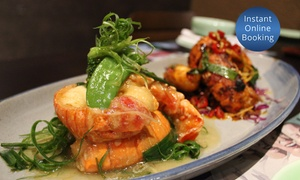 Tasting China: Seven-Course Canadian Lobster Banquet for Two People ($89) with Paired Wines ($139) at Tasting China (Up to $263 Value)