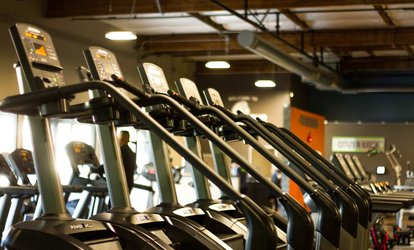 One- or Three-Month Gym Membership Package at Fit Republic (Up to 63% Off)