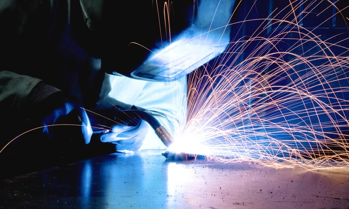 All Metal Arts - South Park: $65 for a Three-Hour Welding Instruction Class at All Metal Arts ($150 Value)