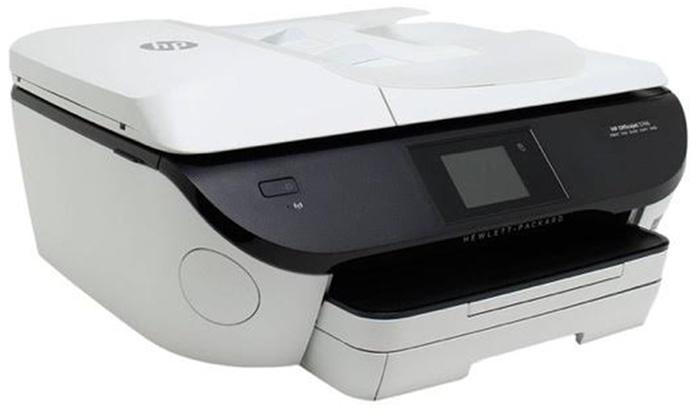 HP OfficeJet Wireless All-in-One Color Inkjet Printer