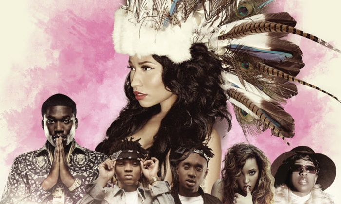 Nicki Minaj: The Pinkprint Tour  - DTE Energy Music Theatre: Nicki Minaj: The Pinkprint Tour at DTE Energy Music Theatre on Friday, July 31, at 7 p.m. (Up to 44% Off)