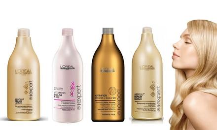 LOréal Serie Expert : shampoing et après shampoing