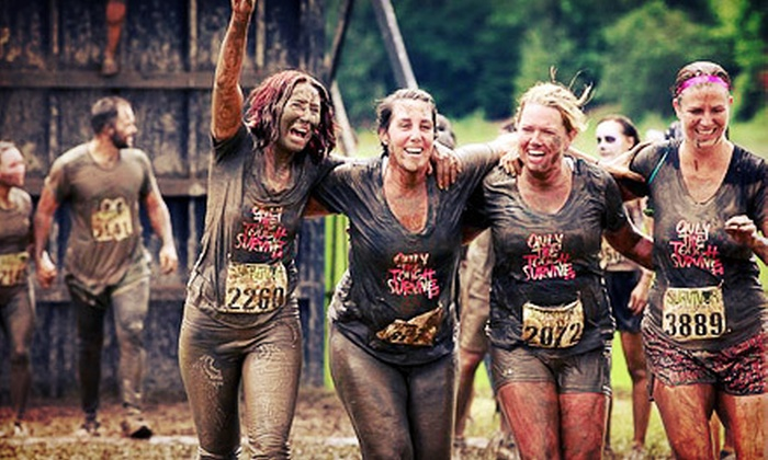 Survivor Mud Run - Farmersville: Survivor Mud Run for One or Two on Saturday, October 27, at Boondoxxx Motocross Park (51% Off)
