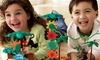 Kids' Snaps Jungle Construction Toy Set: Kids' Snaps Jungle Construction Toy Set