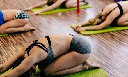 Four, Eight or 12 HIIT Yoga or Street Fitness Classes with CelebFit  at Dance Global, Three Locations (Up to 83% Off)