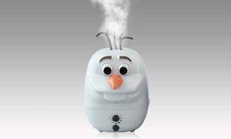 Disney's Frozen Olaf Ultrasonic Cool-Mist Kids' Humidifier 948b7df8-960e-11e6-b5f9-002590604002