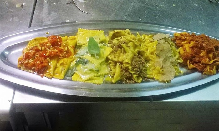 Godot ristorante a roma roma groupon for Piatto tipico romano