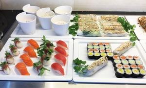 Dong Kinh: 3-Gänge-Thai-Menü für 2 oder 4 Personen im Asia-Restaurant Dong Kinh (bis zu 56% sparen'*)