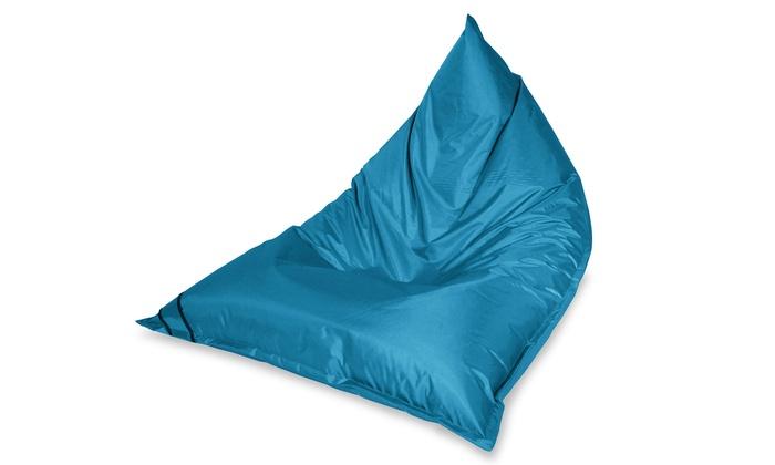 pouf poire large big bertha original groupon shopping. Black Bedroom Furniture Sets. Home Design Ideas
