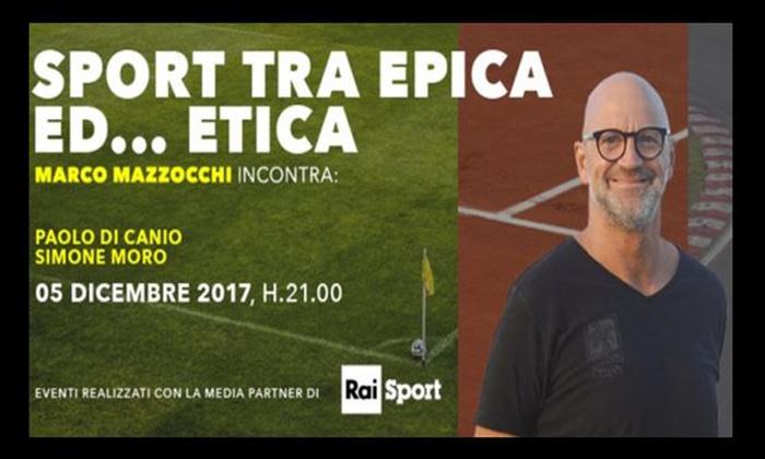 Sport tra Epica ed Etica Brancaccio - Teatro Brancaccino: Sport tra Epica…ed Etica, il 20 novembre e 5 dicembre al Teatro Brancaccio di Roma (sconto 38%)