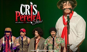 Artistaria Agência Produtora:  Cris Pereira Ponto Show - Teatro da AMRIGS: ingresso individual