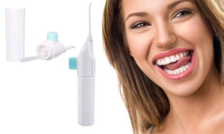 1 o 2 irrigadores dentales sin cable