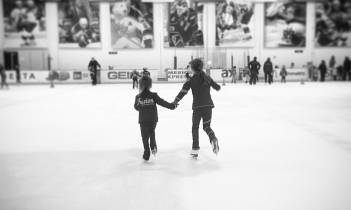 ... 41% Off Ice Skating Or Hockey Lessons At Toyota Sports Center ...