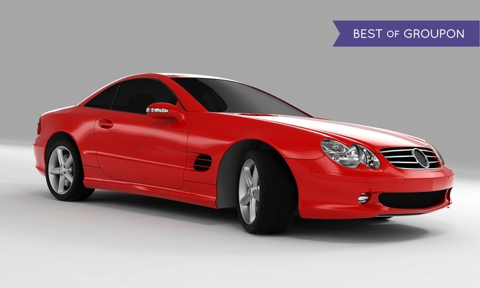 Miracle Touch Auto Finish Restoration - San Diego: $99 for Car Scratch-and-Blemish Removal at Miracle Touch Auto Finish Restoration ($250 Value)