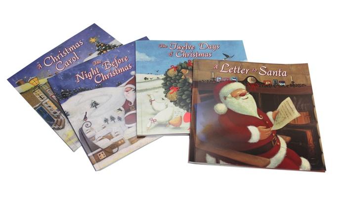 50 off on kids book bundle 4 pack groupon goods