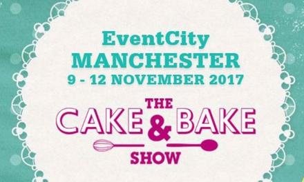 The Cake & Bake Show, 9–12 November at EventCity
