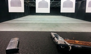 Range Package For Two, 5 Range Passes, Or Novice Course With Range Time At Kings Gun Center (up To 56% Off)