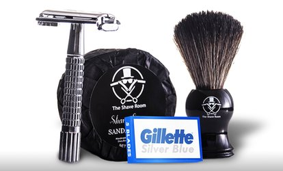 image for Delivered Shaving Packages from The <strong>Shave</strong> Room (Up to 83% Off)
