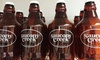 Saucony Creek Brewing Company - Kutztown: Craft-Beer Tasting with Take-Home Growlers for Two or Four at Saucony Creek Brewing Company (Up to 28% Off)