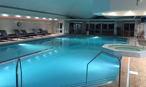 LivingWell Leicester: 10 Health Club Passes for One or Two at LivingWell Health Club in Hilton Leicester Hotel (Up to 76% Off)