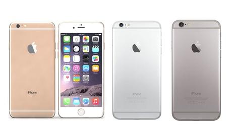 Apple iPhone 6 reacondicionado con memoria interna de 64 GB