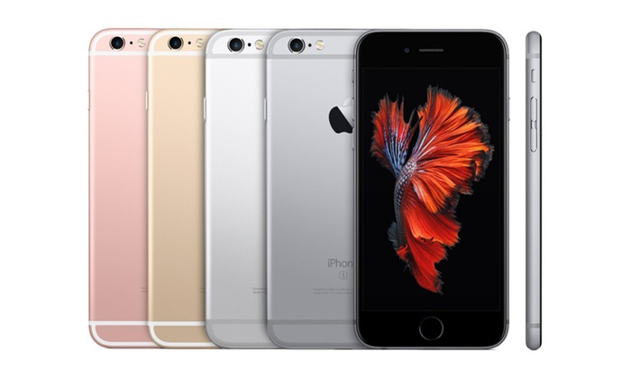 apple iphone 6s reconditionn garanti 1 an groupon shopping