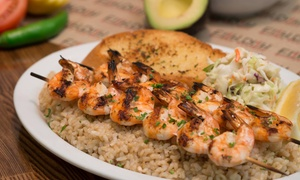 Fish Dish : Seafood at Fish Dish (50% Off). Six Options Available.