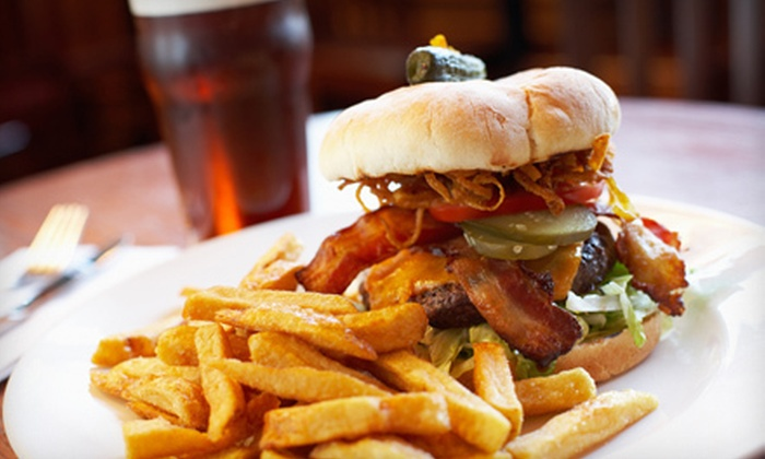 Hop Heads - 15: Lunch or Dinner with Beers for Two or Four at Hop Heads Ale House (Up to 57% Off)