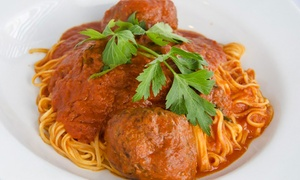 Italian Cuisine At The Kitchen Consigliere Café (up To 52% Off)