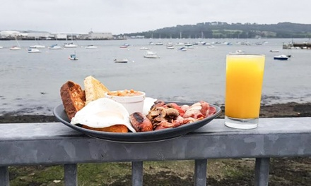 Full English Breakfast with Orange Juice for One or Two at The Old Rowing Club (Up to 45% Off)