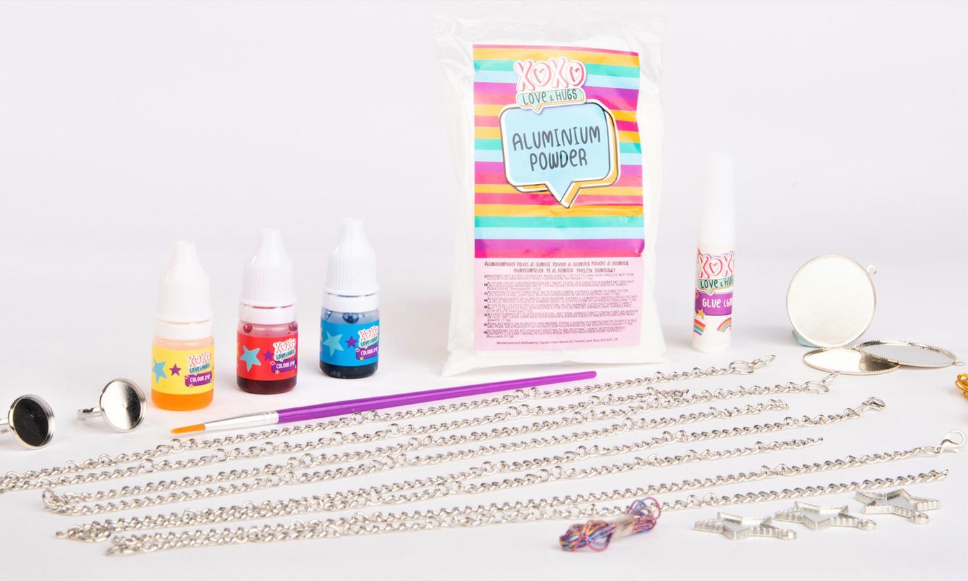 XOXO Create Your Own Crystal Jewellery